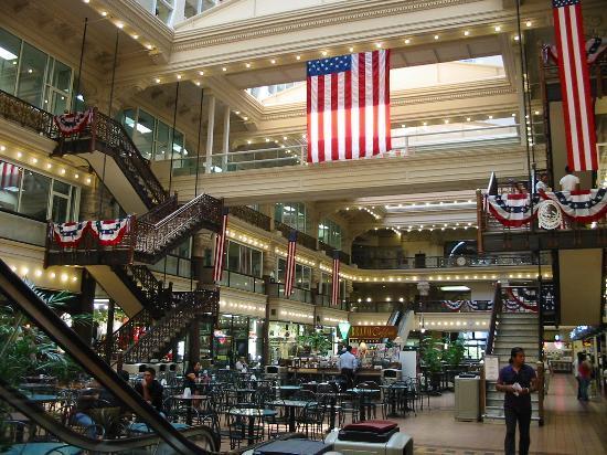 Bourse Building Food Court