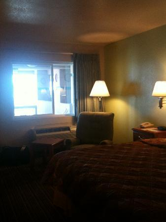 Days Inn Roswell: Room 225