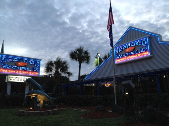 Seafood World Myrtle Beach Menu Prices Restaurant Reviews Tripadvisor