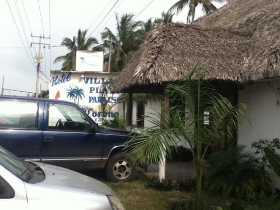 Villas Playa Paraiso, Tecolutla: Worst hotel EVER