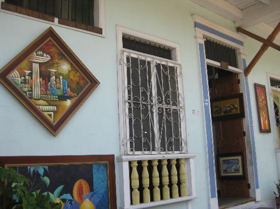 Las Peñas: Barrio La Peñas