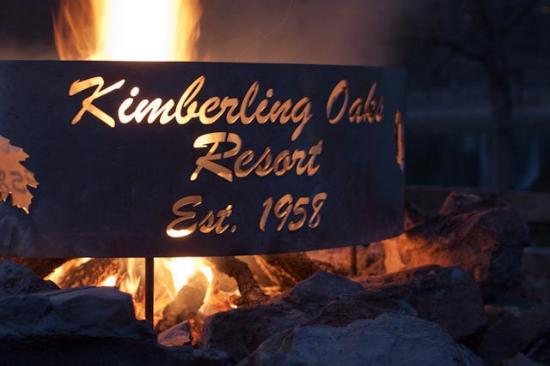 ‪‪Kimberling Oaks Resort‬: Smores Time!‬