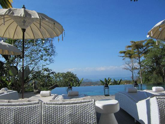 Oxygen Jungle Villas: Amazing view