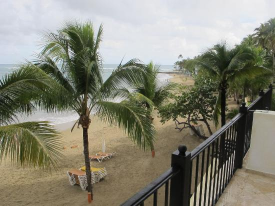 Beach Palace Cabarete: View from the terrace