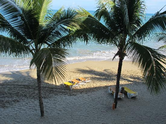 Beach Palace Cabarete: View from Terrace