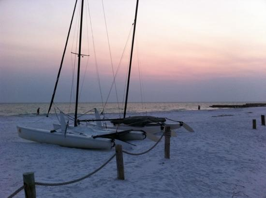 Siesta Key, Floryda: beach