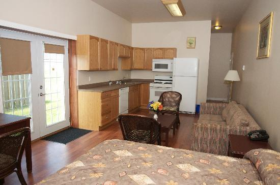 Country Inn Motel: Suite