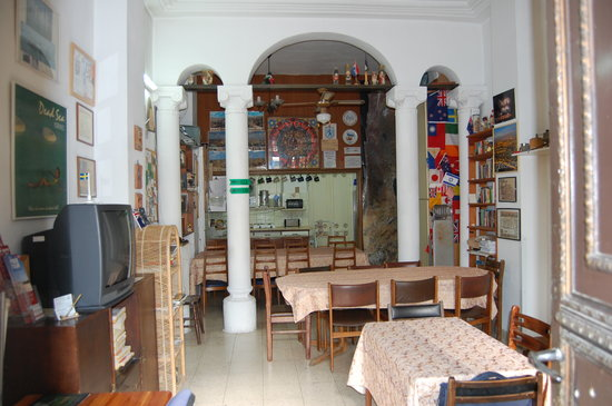 Allenby Bed & Breakfast: Dinning room