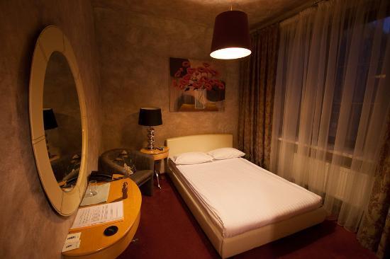 Art-Hotel Pushkin Hall: single room
