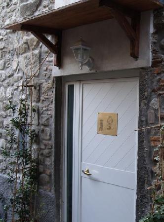 In Castello : Entrata The entrance