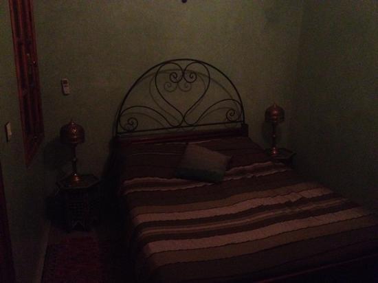 Riad Essaoussan: Une des chambres