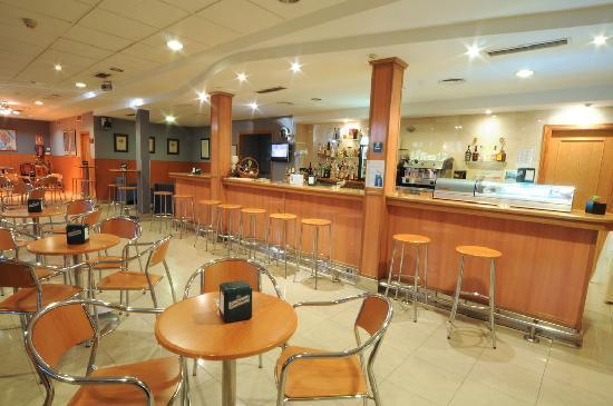 Hotel Montemar: Bar Cafetería