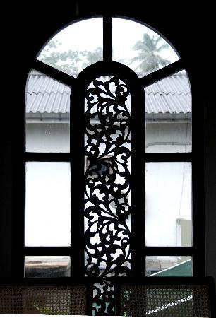 Ridee Villa: window