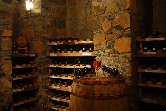 Jetwing St. Andrew's: Wine Celler