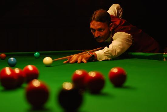 Jetwing St. Andrew's: Snooker