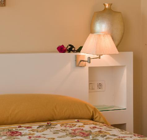 Hotel Puerta Gamboa: Detalle Flor
