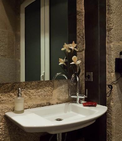 Hotel Puerta Gamboa: Detalle Lavabo