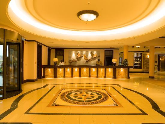 Lake Victoria Serena Golf Resort & Spa : Reception