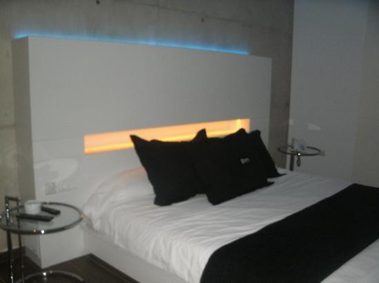 Shhh Motel: La habitación