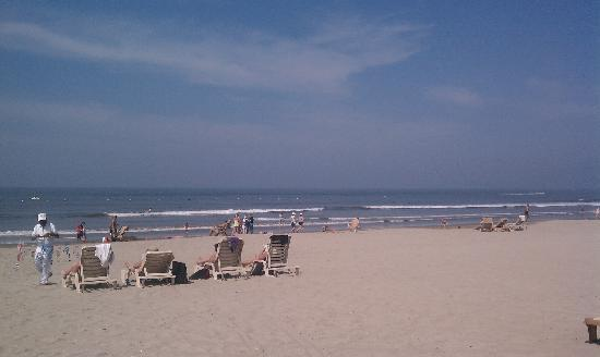 Nuevo Vallarta Beach : NIce surf!