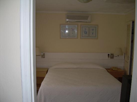 La Capilla: dormitorio