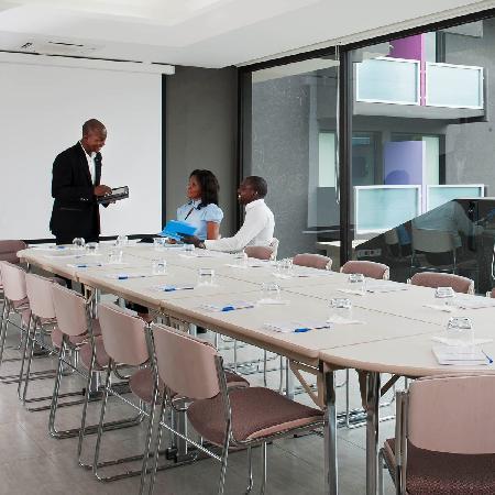 Onomo Hotel Libreville: Salle séminaire