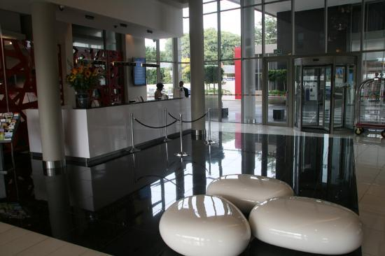 Park Inn Sandton: Ingresso - reception