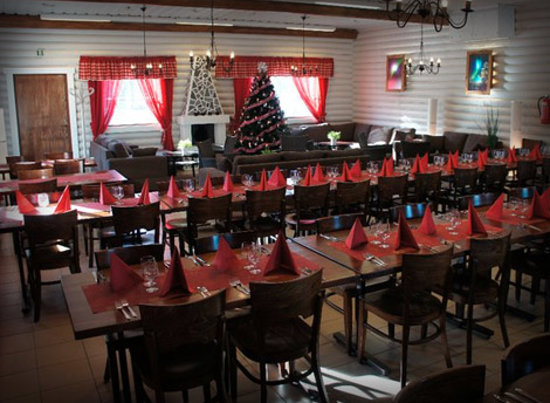 Santa Claus Holiday Village: Restaurant