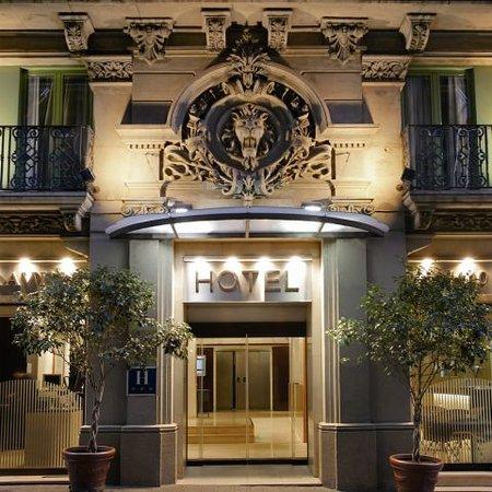 Grupotel Gravina: facade