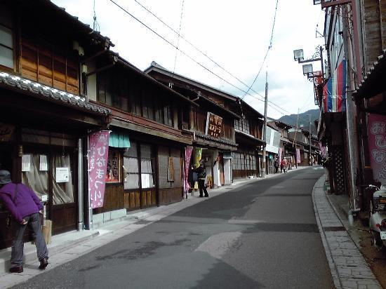Ena, Japón: 通りの様子