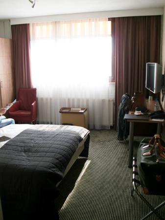 Hotel de Sterrenberg: Room