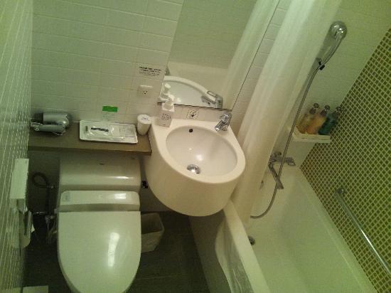 Hotel Leopalace Sendai: 浴室