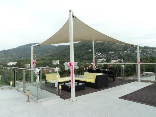 The Park Surin: Penthouse Terrace - Party Night
