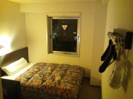 Super Hotel Aomori: 寝具