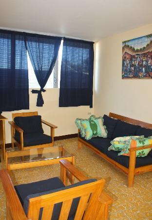 Trinity Lodge: Espace de detente
