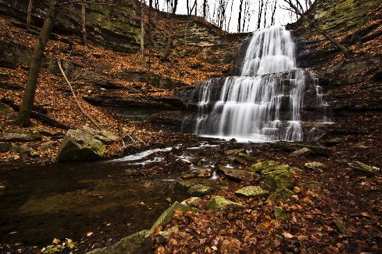 Waterfalls of Hamilton: Sherman Falls