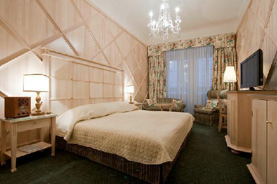 Hotel Konig Von Ungarn: Doppelzimmer Traditionell