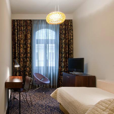 Hotel Konig Von Ungarn: Einzelzimmer Innovativ