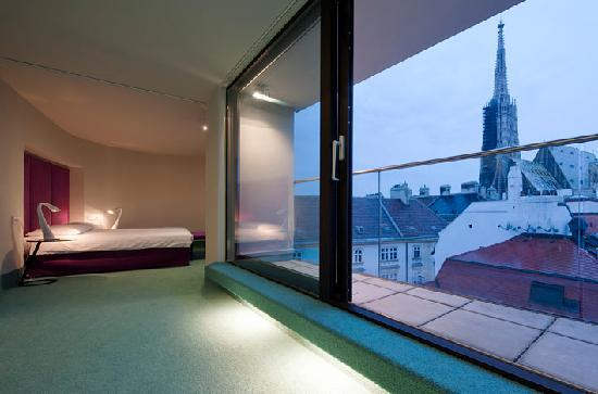 Hotel Konig Von Ungarn: Penthouse Suite