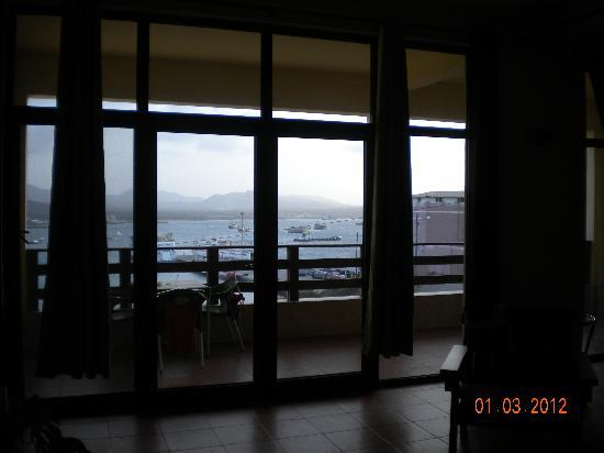 Mimagui Residencial  Cape Verde   San Vicente : view from inside the flat