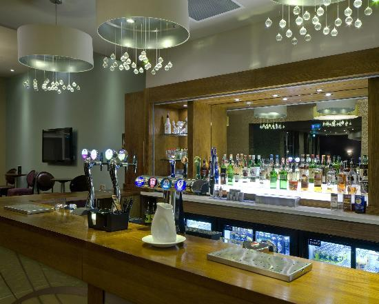 Rothesay, UK: Bar