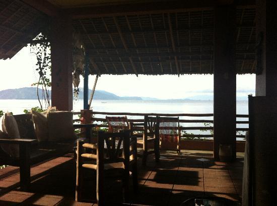 Portulano Dive Resort: Entertainment area