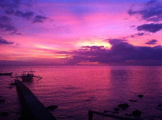 Portulano Dive Resort: Most amazing sunset