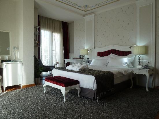 Hotel Amira Istanbul: bedroom