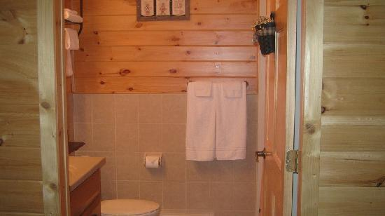 7 C's Lodging : Bathroom