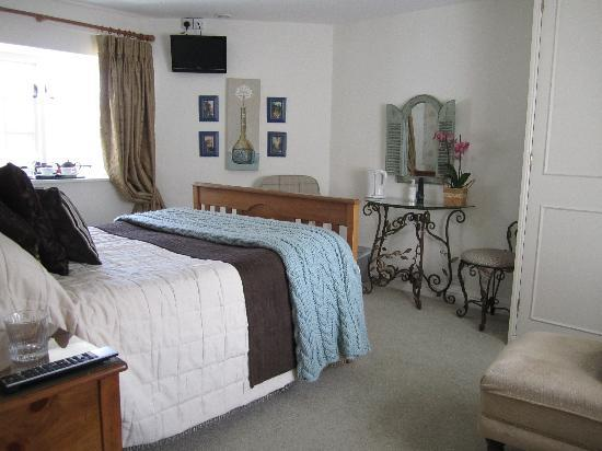Ashford-in-the-Water, UK: Classic Doube Room