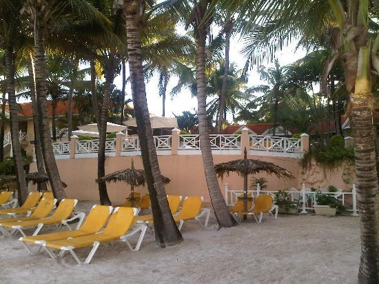 Coco Reef Resort & Spa Tobago: view of the private beach
