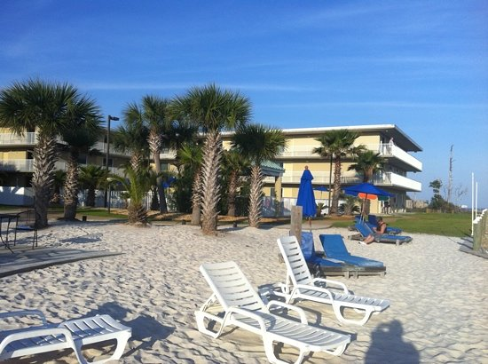Best Western Navarre Waterfront Hotel And Beach