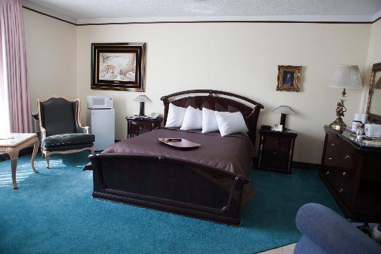 Howard Johnson Plaza Hotel Windsor: Superior Single Guest Room