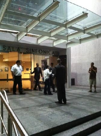 "Centro de Bellas Artes Luis A. Ferré: ""Sala Sinfonica"" - Classical Music, Folk Music, etc!"